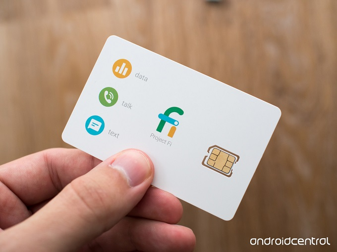 Google's project fi now